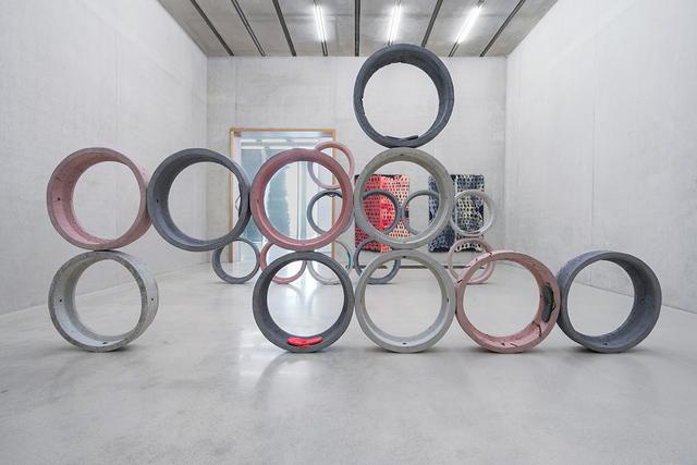 , 'Installation view: The Leisure Pit,' 2015, Pérez Art Museum Miami (PAMM)