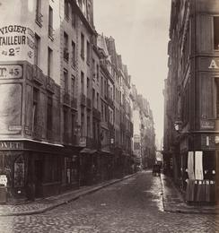 , 'Rue de la Huchette, Paris, France,' ca. 1867, Robert Hershkowitz