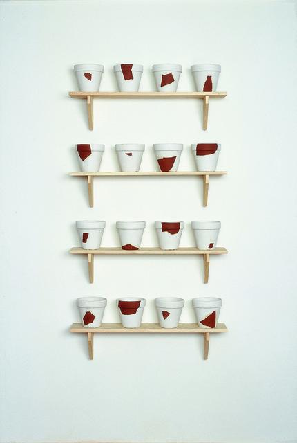 , 'Rekonstruktionen (resconstructions),' 1988, Wentrup