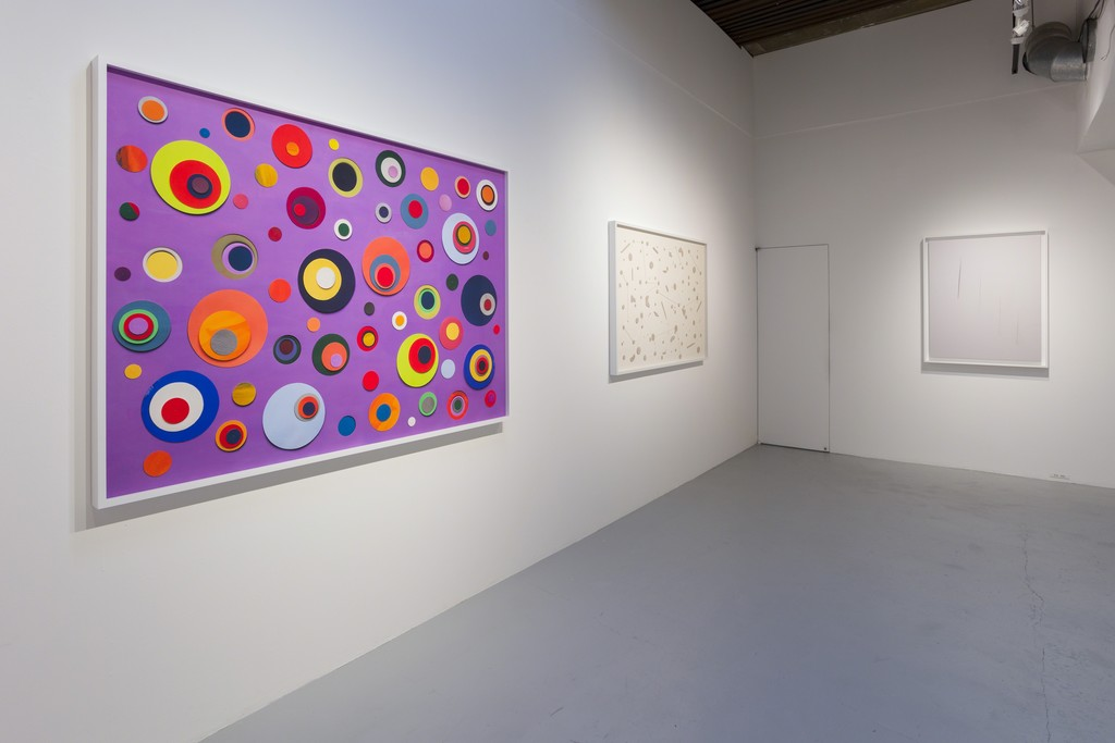 installation view at nca   nichido contemporary art, photo by Kei Okano