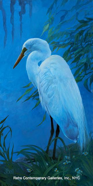 Julie Bell, 'Blue Note', 2015, Rehs Contemporary Galleries