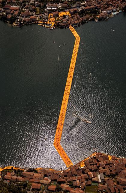 , 'Lago d'Iseo - WV32,' 2016, Galerie Ostendorff