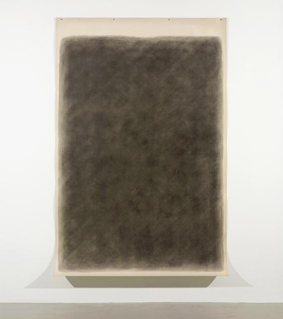 , '#12 Shandaken Veil,' 1974, Parafin