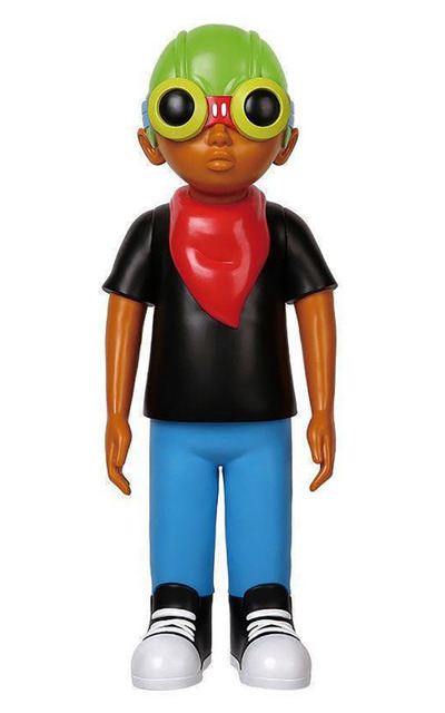Hebru Brantley, 'Hebru Brantley Flyboy 2018', 2018, Lot 180