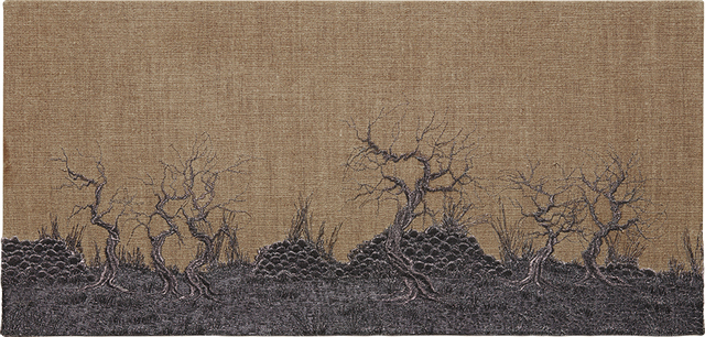 Angelo Filomeno, 'Haunted Land (Six Trees)', 2007, Phillips