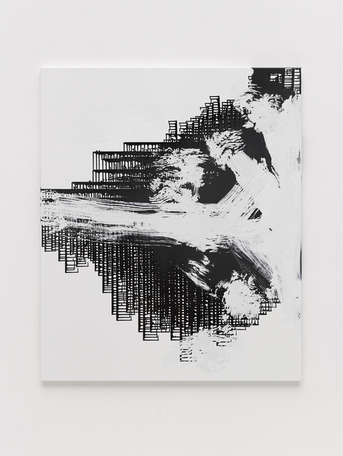, 'Indeterminate painting XX,' 2020, White Cube