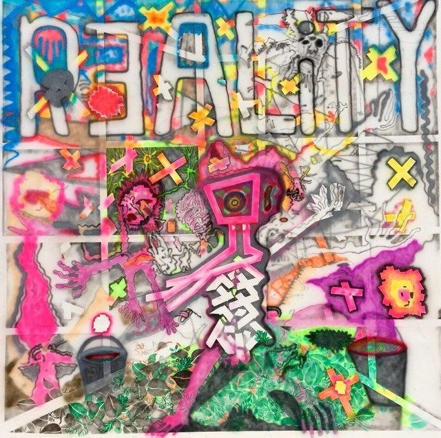 , 'REALITY,' 2016-2017, Ro2 Art