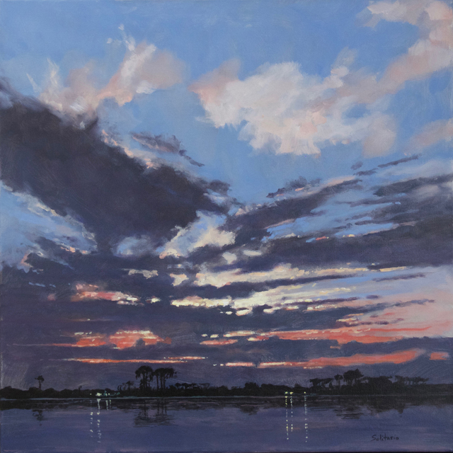 , 'Camp Lights Lafitte,' , LeMieux Galleries