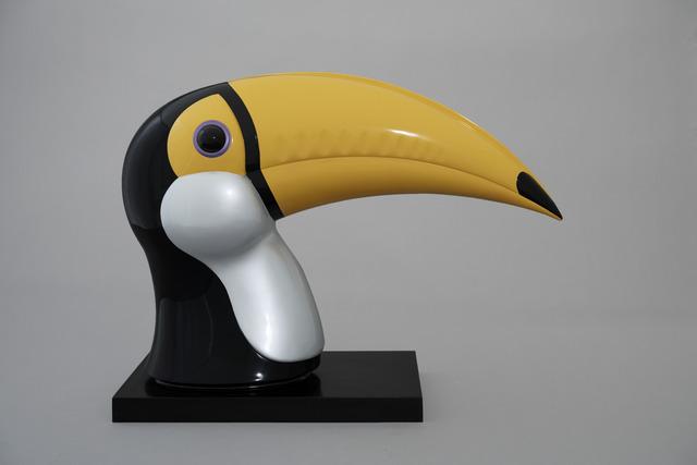 , 'Têtede Toucan,' , Galerie Dumonteil