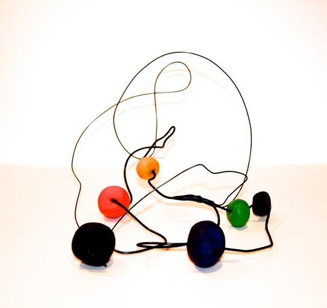 Anya Myagkikh, ' Molecule of Imagination  ', 2018, Alessandro Berni Gallery