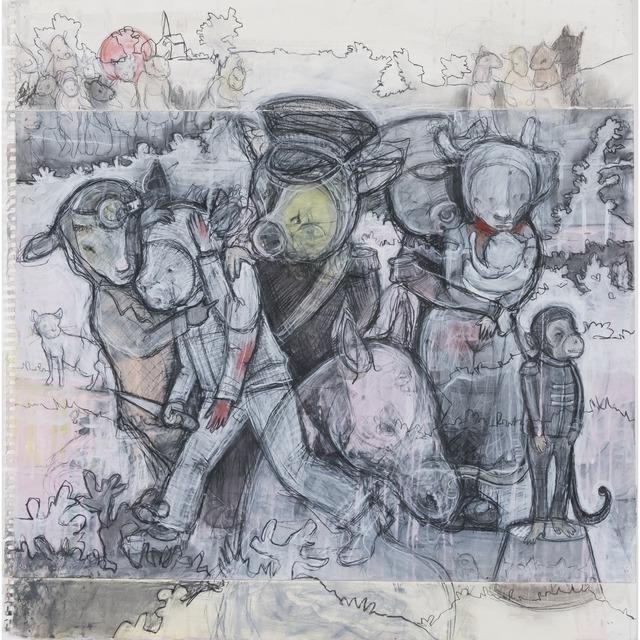 Elisabeth Higgins O'Connor, 'Untitled', 2006, Michael Rosenthal Gallery