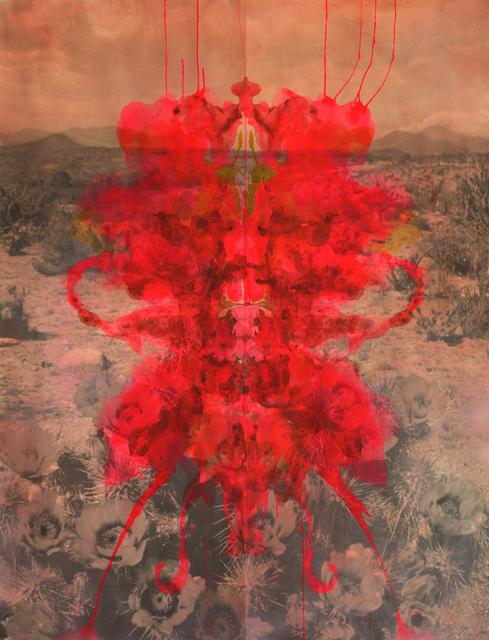 , 'Under Their Gaze, We Become Creatures 5,' 2019, Hemphill Fine Arts