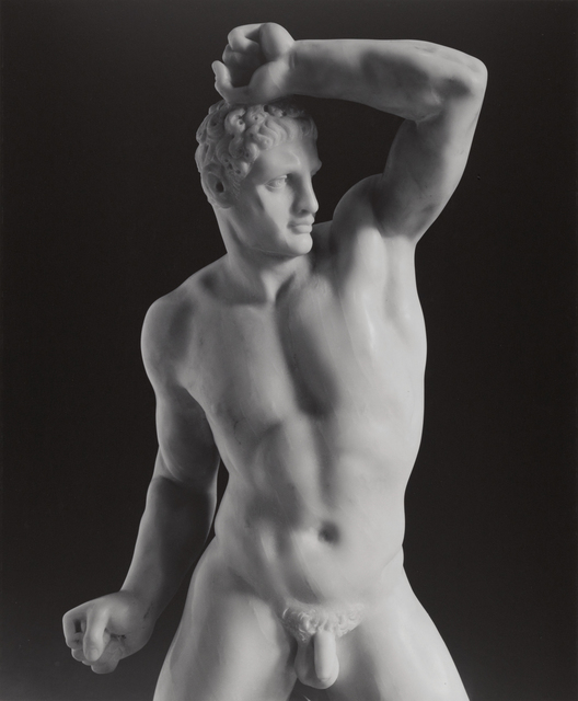 , 'Wrestler,' 1989, J. Paul Getty Museum