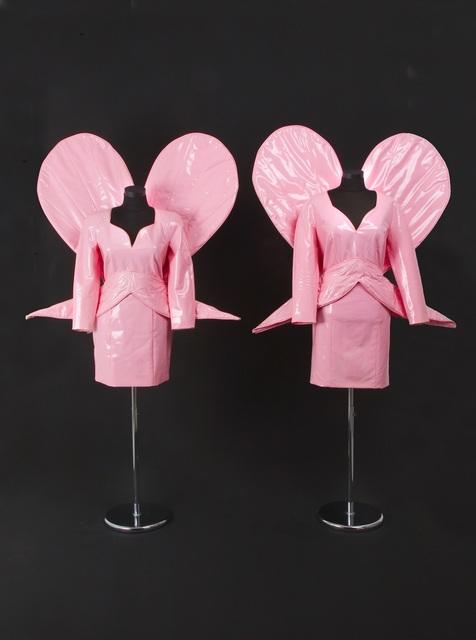 , 'Costume des artistes EVA & ADELE,' 1992, Musée d'Art Moderne de la Ville de Paris