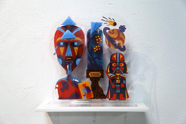 , 'Weird Collector II,' 2014, Underdogs Gallery