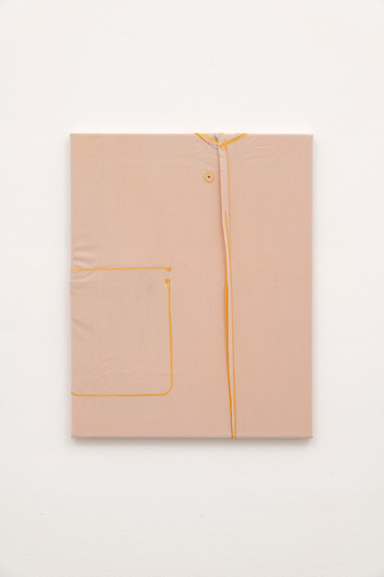 , 'Untitled (Because the sun is yellow 9/9),' 2014, Jeanroch Dard