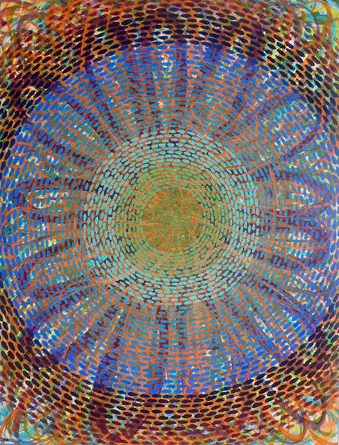 , 'Gamma Ray,' 2017, Craig Krull Gallery
