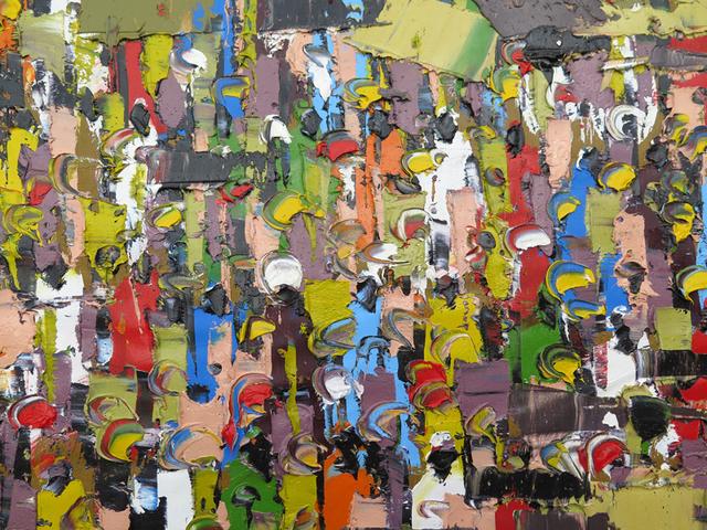 , 'Marketscape 127,' 2013, Christopher Moller Gallery