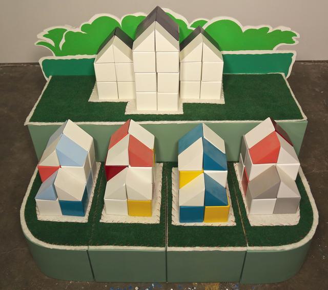 , 'Gated Community,' 2019, Spalding Nix Fine Art