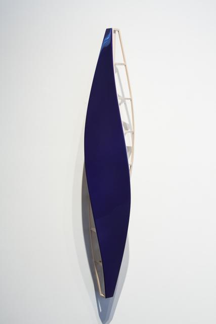 ", '""Aria Purple"",' 2009, Scott White Contemporary Art"