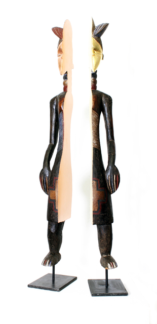 , 'Mende (Male),' 2017, TAFETA