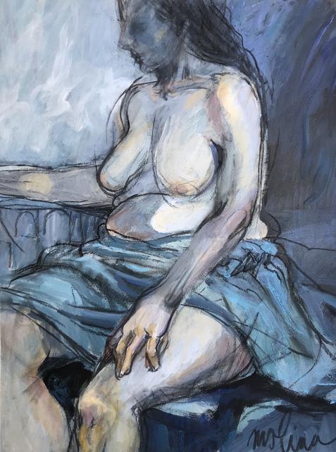 , 'Blue Nude,' 1969, Castelli Art Space