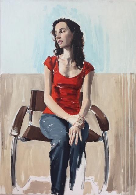 , 'Territory,' 2014, Rebecca Hossack Art Gallery