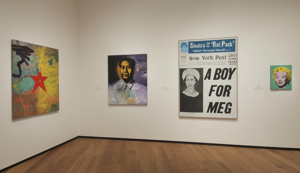 Installation view of Modern Art in East Building, Upper level galleries. Photo by Rob Shelley. Photo Copyright © 2016 Board of Trustees, National Gallery of Art, Washington