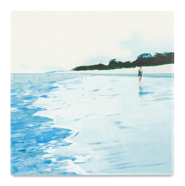 , 'Untitled (Beach),' 2016, Miles McEnery Gallery