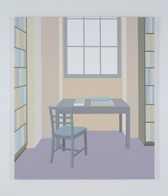 , 'Library #4,' 2017, Sapar Contemporary