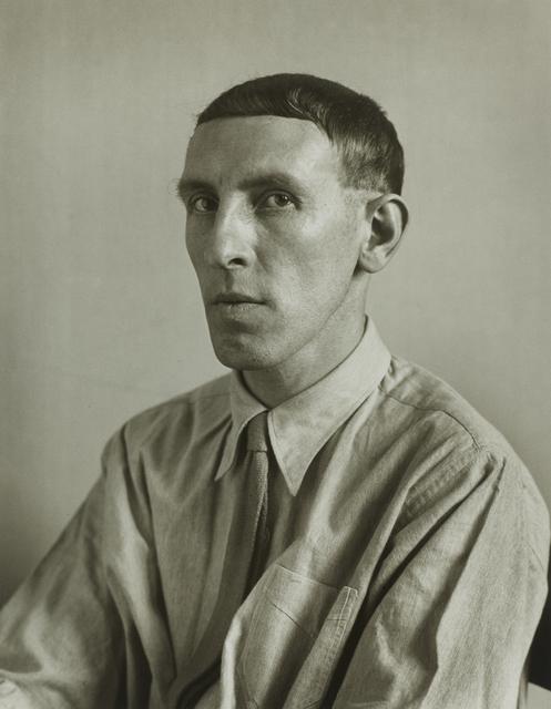 , 'Painter [Heinrich Hoerle],' 1928, Galerie Julian Sander