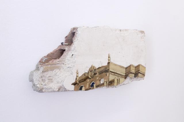 Ignacio Pérez-Jofre, 'Escombro (Portugal/Rep. Argentina I)', 2014, Espacio Líquido La Gran