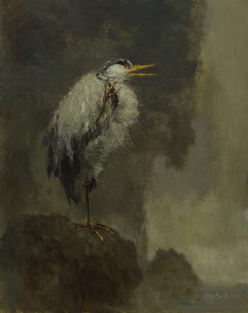 , 'Bird of Passage I,' 2018, Hakgojae Gallery