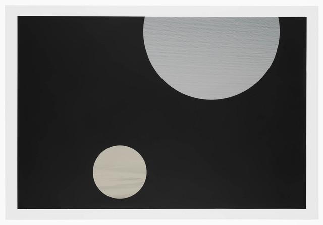 , 'Water Planet No. 8,' 2017, David Klein Gallery