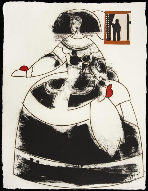 , 'Sans titre (Las Meninas),' 2000, Galerie Raphael
