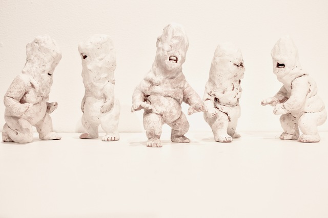 Kenjiro Kitade, 'Infant Terrible ', 2017, Ivy Brown Gallery
