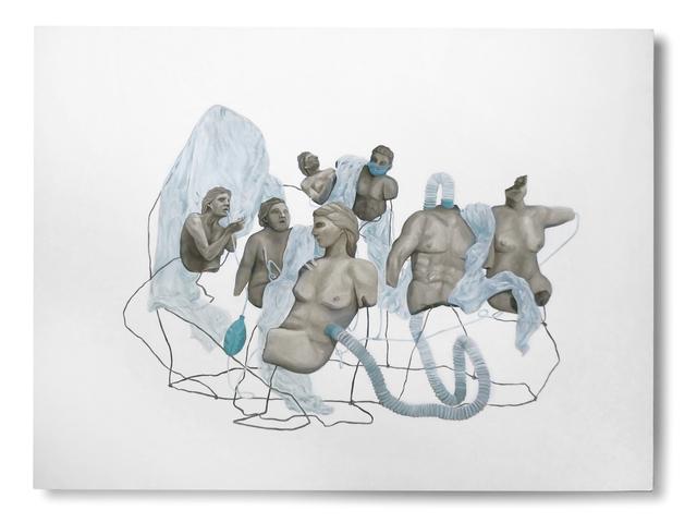 , 'Sterile Breath,' 2017, Art Mûr