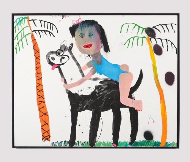 """, '""""La novia de Boby"""",' 2016, Galeria Fran Reus"""