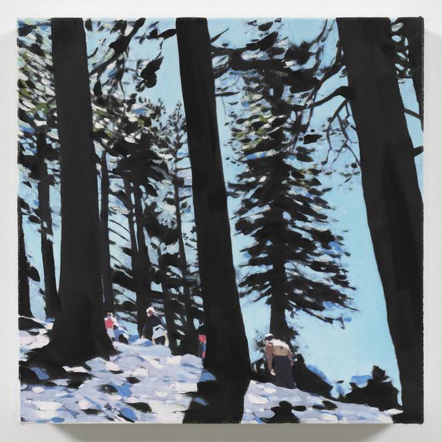 , 'Day Hike,' 2018, Berggruen Gallery