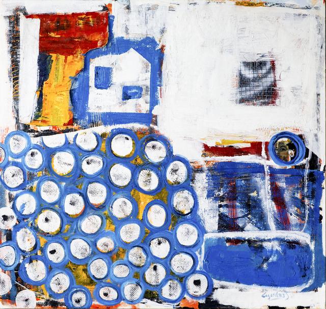 , 'Molecules,' 2018, l'artiste gallery