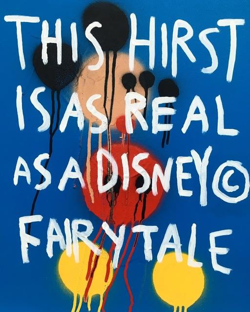 , 'Disney ©,' 2017, Imitate Modern