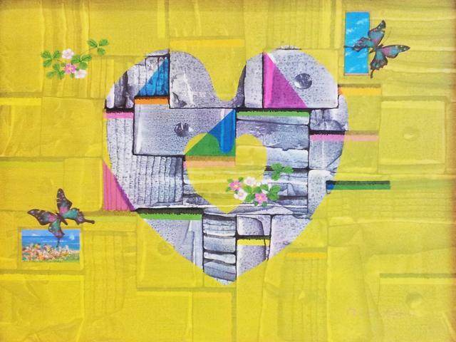 , 'Heart,' 2014, Walter Wickiser Gallery