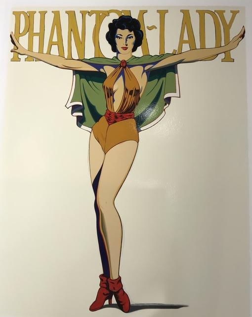 , 'Phantom Lady ,' 1989, Denis Bloch Fine Art