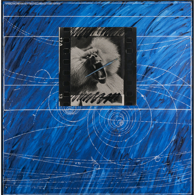 Jacques Monory, 'Le peintre n°697', 1985, PIASA