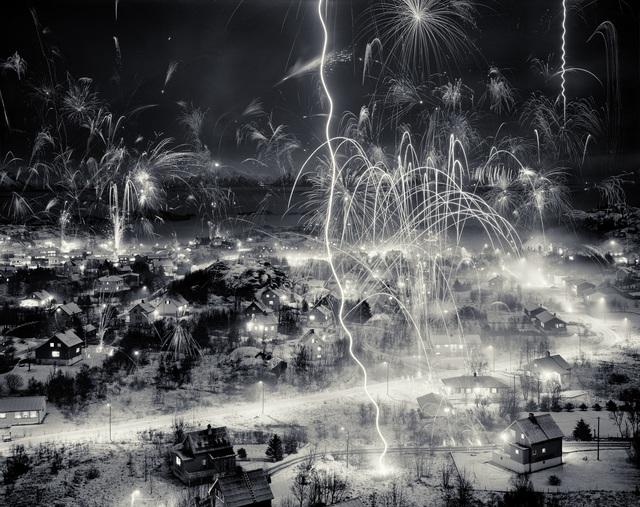 Joakim Eskildsen, 'Fireworks ', 1991, Purdy Hicks Gallery