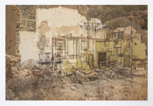 , 'Ruina habitada I,' 2017, White Noise Gallery