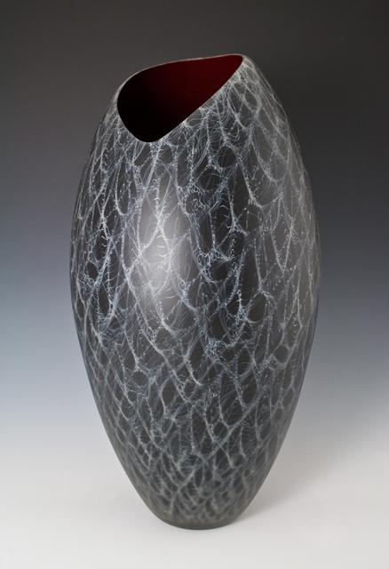 Joshua Wojick, 'Grey Merletto No. 2', 2014, Sculpture, Blown Glass, METHOD & CONCEPT