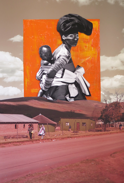 , 'Umfazi II,' 2017, Christopher Moller Gallery