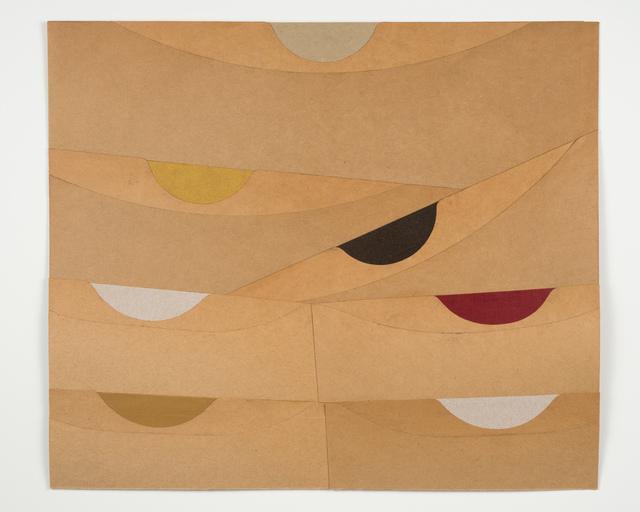 , 'Dune Kiosk (13),' 2014, Adams and Ollman