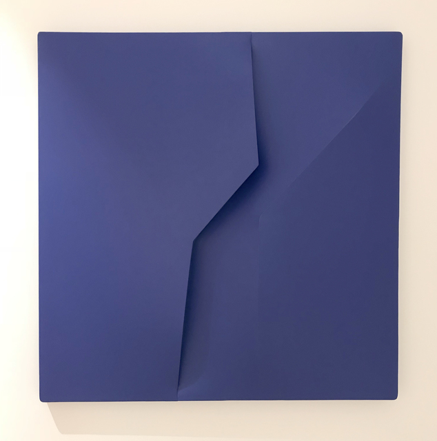 , ''BEYOND BLUE',' 2012, Wook + Lattuada Gallery